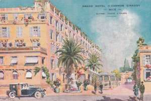 NICE , France , 00-10s ; Grand Hotel O'Connor Giraudy
