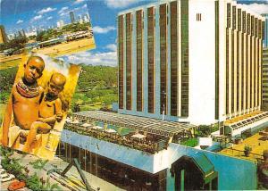 BG9617  preferred hotel and resort types folklore  kenya