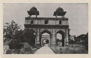 Aubat Khana Fatehpur Sikri Agra Indian Postcard