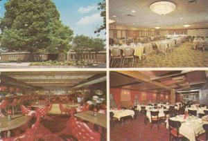4 Views: The McAteers Restaurant & Cocktail Lounge, Somerset New Jersey 1940-60s