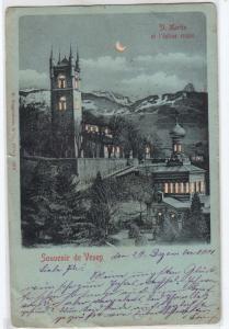 Hold-to-Light, St Martin et l'eglise russe, de Veuey