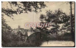 Old Postcard Quimperle A nice website