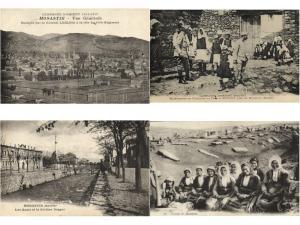 MACEDONIA MACÉDOINE SERBIA SERBIE GREECE 122 CPA