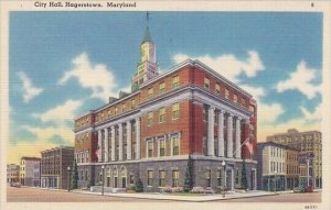 City Hall Hagerstown Maryland