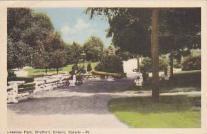 Lakeside Park , STRATFORD , Ontario , Canada , PU-1952