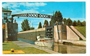 New York State Barge Canal, Utica-Rome Road, Marcy, New York, PU-1968