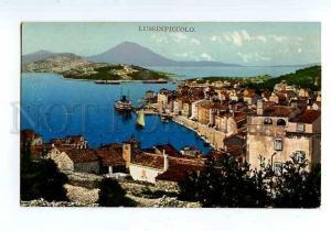 126588 CROATIA LUSSINPICCOLO Mali Losinj Vintage postcard