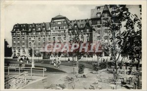 Old Postcard La Baule 114 SEA (L-I) Grand Hotel Hermitage