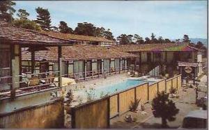 CA Carmel Jade Tree Motor Hotel
