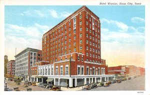 IA Postcard, Iowa Post Card Old Vintage Antique Collectables For Sale Hotel W...