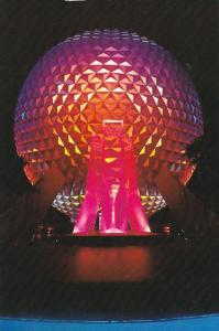 Spaceship Earth Epcot Orlando Florida
