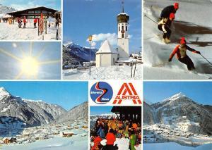 Im Skizentrum Motnafon Silvretta Nova St Gallenkirch Galgenuel Gortipohl