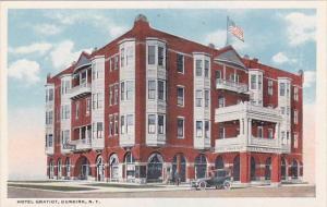 Hotel Gratiot Dunkirk New York