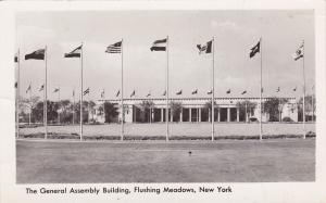 RP, The General Assembly Building, Flushing Meadows, New York, 1920-1940s