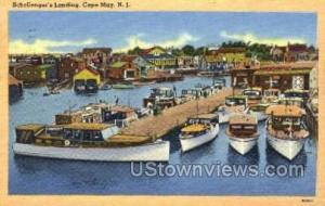 Schellengers Landing  Cape May NJ 1965