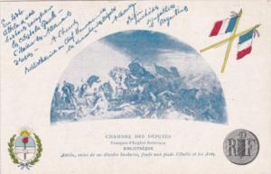 Chambre Des Deputes Bibliotheque  Orphelins de la Guerre Souvenir Patriotique...