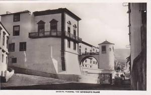 RP, The Governor´s Palace, Funchal, Madeira, Portugal, 1920-1940s