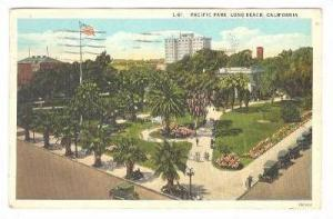 Scenic view, Pacific Park, Long Beach, California, PU_1928