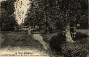 CPA   Le Perche Pitt...Bretoncelles (Orne) - Les Bords de la Corbionne  (355286)