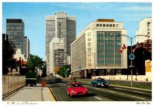 Canada Montreal Le Blvd Dorchester
