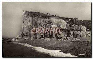 Modern Postcard Fecamp Cliffs North Coast