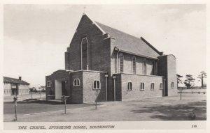 RP: BIRCHINGTON , Kent , England , 30-40s ; The chapel , Spurgeon's Homes