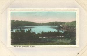 bermuda, Fairyland Waters (1910s) Embossed