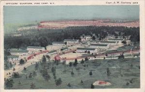 Officers' Quarters, PINE CAMP, New York, PU-1944