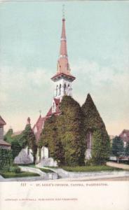 St. Luke's Church, Tacoma, Washington, 1900-1910s