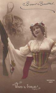 RP: Vive L'Italie! , Woman & Flag , 00-10s