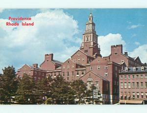 Unused Pre-1980 COURT HOUSE Providence Rhode Island RI v5598