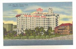 New Florida Hotel , Lakeland , Florida, 30-40s