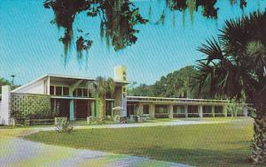 Florida Crystal River Crystal Lodge Motel