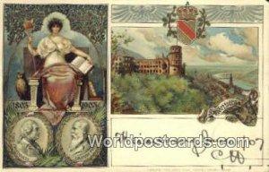 Heidelberg Germany 1907