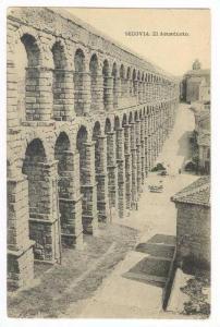 El Acueducto, Segovia (Castilla y León), Spain, 1900-1910s
