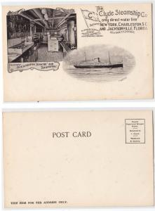 Clyde Steamship Co. S.S. Apache & Arapahoe