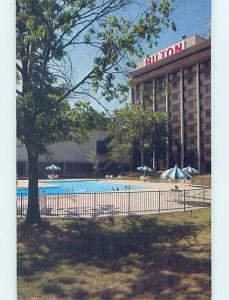 Pre-1980 HILTON HOTEL Mount Laurel - Near Trenton & Cherry Hill NJ c0710@