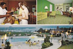 Multi-View, Ramada Hilltop, Swimming Pool, Interior Views, U.S. Highways 98, ...
