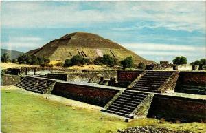 CPM Piramide del Sol en Teotihuacan MEXICO (640216)
