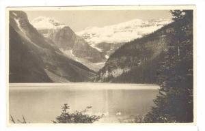 RP, Scenic View, Lake Louise, Alberta, Canada, 1920-1940s Byron Harmon