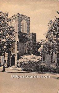 Christ Protestant Episcopal Church - New York City, NY
