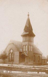 RP, WARREN, Minnesota, PU-1909; M.E. Church