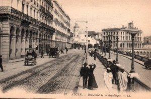 Boulevard de la Repubique,Alger,Algeria