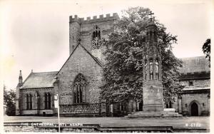 The Cathedral St Asaph Dom Cattedrale