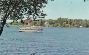 Canada Argyle Ferry Kenora Ontario