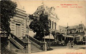 CPA Luchon-Facade du Casino (422388)