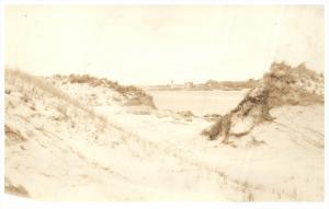 15412   MA Cape Ann  Beach Dunes View  RPC