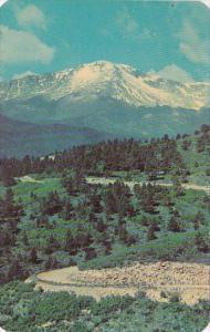 Majestic Pikes Peak Region Colorado