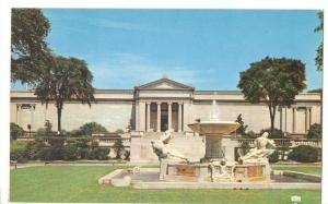 Cleveland Museum of Art, Wade Park, Cleveland, Ohio Postcard