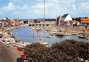 France Cote d'Amour, Port de la Baule, Le Pouliguen, Quai Jules-Sandeau, boats